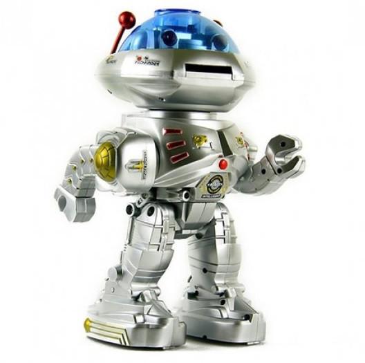 Интеллектуальный робот на радиоуправлении