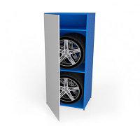 Шкаф металлический для хранения шин ШМ-5