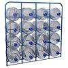 Стеллаж для хранения бутылей с водой объемом 19 литров СВД-16