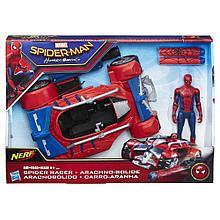 Человек паук авторалли от Marvel