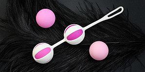 """Вагинальные шарики """"Gvibe Geisha Balls 2"""" от Fun Toys"""