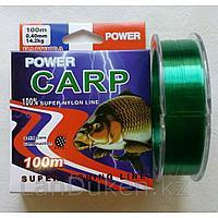 Леска рыболовная CARP (POWER) 100 м 0.6 мм