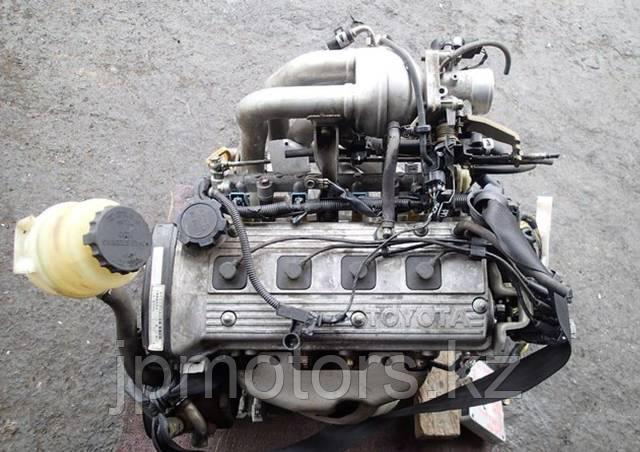 Двигатель 5E на Toyota Raum