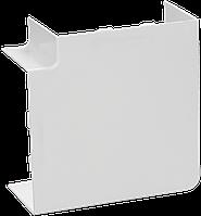IEK Поворот на 90 гр. КМП 40x25 (4 шт./комп.), фото 1