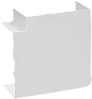 IEK Поворот на 90 гр. КМП 100x60 (2 шт./комп.), фото 1