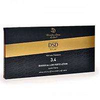 Dixidox DeLuxe forte lotion № 3.4 100 мл.-Лосьон для снижения выпадения волос и стимуляции их роста