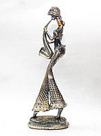 "Статуэтка ""Женщина с саксофоном"", 28 см"
