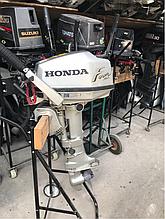 Мотор Хонда 5 Изменения произошли