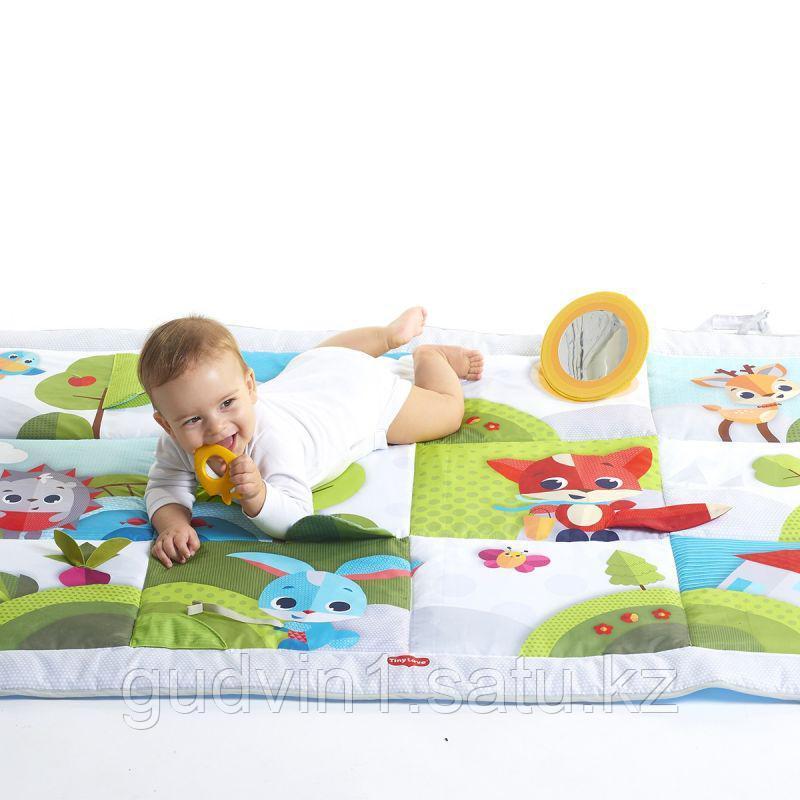 """Развивающий коврик тип путешественник """"Солнечная полянка""""525"""