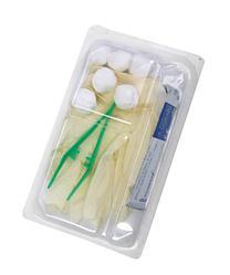 Одноразовые комплекты для медицинских процедур.