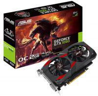 Видеокарта Asus CERBERUS-GTX1050-O2G GeForce GTX1050 90YV0AA3-M0NA00