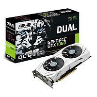 Видеокарта Asus DUAL-GTX1060-O6G NVidia GeForce GTX 1060 90YV09X0-M0NA00