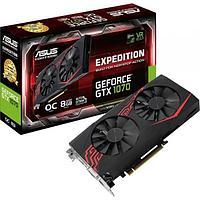 Видеокарта Asus EX-GTX1070-O8G GeForce® GTX 1070 90YV09T6-M0NA00