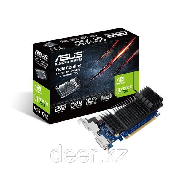 Видеокарта Asus GT730-SL-2GD5-BRK 2Gb GeForce® GT 730 90YV06N2-M0NA00