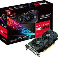 Видеокарта Asus ROG-STRIX-RX560-O4G-GAMING RADEON RX560 90YV0AH0-M0NA00