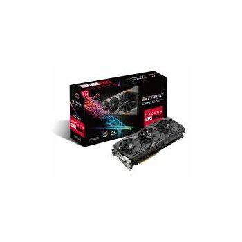 Видеокарта Asus ROG-STRIX-RX580-O8G-GAMING RADEON RX 580 90YV0AK0-M0NA00