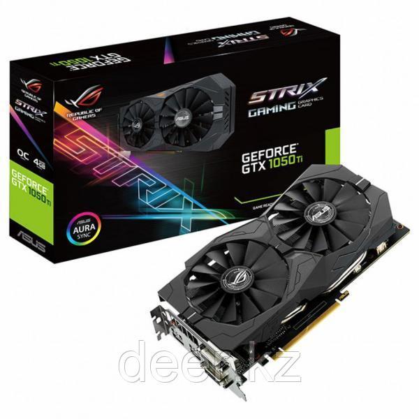 Видеокарта Asus STRIX-GTX1050TI-4G-GAMING 4Gb GeForce® GTX 1050 90YV0A31-M0NA00