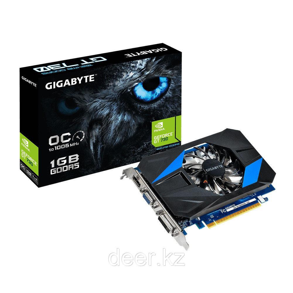 Видеокарта Gigabyte GV-N730D5OC-1GI GeForce GT 730 GVN7305OGI-00-G