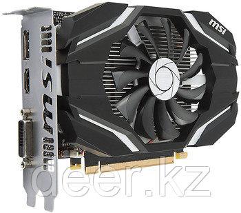 Видеокарта MSI GeForce GTX 1050 2G OC