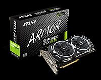 Видеокарта MSI GeForce GTX 1070 ARMOR 8G OC