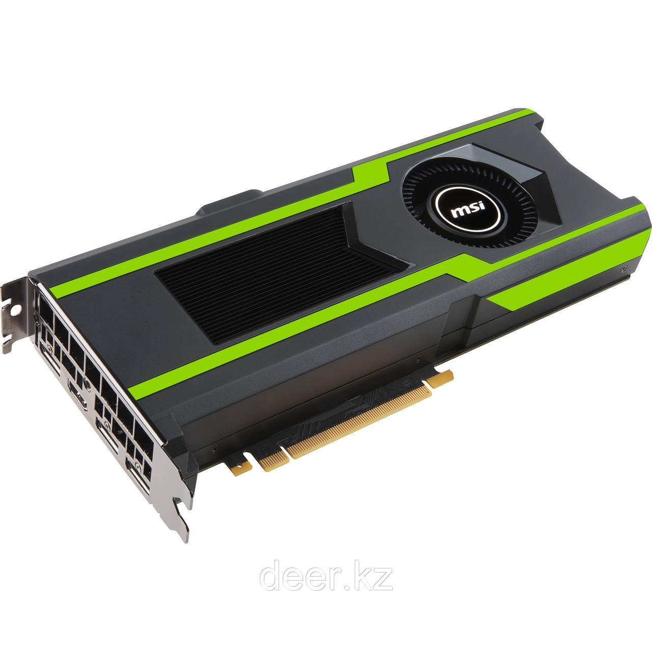 Видеокарта MSI GeForce GTX 1080 Ti AERO 11G OC