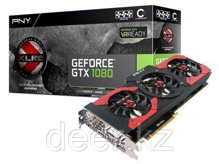 Видеокарта PNY NVIDIA GEFORCE GTX 1080 GF1080GTXXX8GEBLK5-1