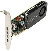 Профессиональная видеокарта PNY NVIDIA NVS 510 2Gb DDR3 PCI-E 128Bit 4xMini-DP Low Profile VCNVS510DVI-PB