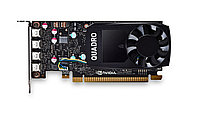 Профессиональная видеокарта PNY NVIDIA Quadro P600 2gb PCI-E DDR5 128bit 4xMini-DP VCQP600-PB