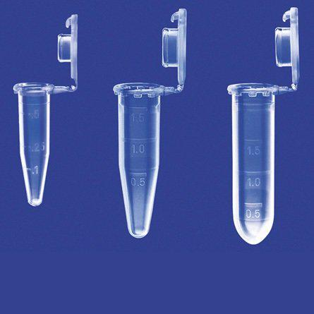 Пробирки микроцентрифужные (Эппендорфа)