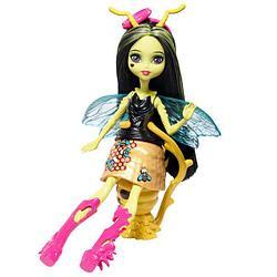 "Monster High ""Цветочная монстряшка"" - Мини-монстрик Битрис с питомцем, Монстер Хай"