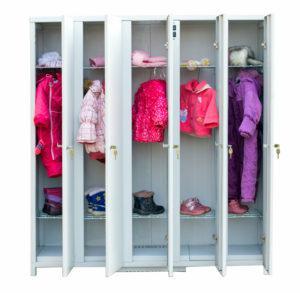 Шкаф сушильный для детских садов KIDBOX 5 в РК. Доставка по РК бесплатно!!!