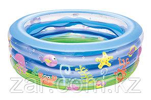 51029 BW Детский круглый бассейн Summer Wave Crystal, 196х53 см, 700 л