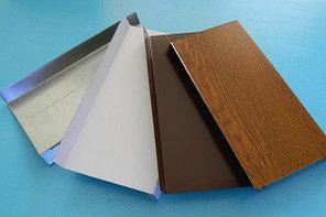 Отливы металлические с полимерным покрытием