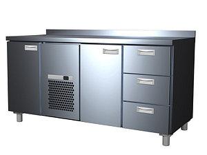 Стол холодильный Carboma T70 M3-1 9006 (3GN/NT 113)
