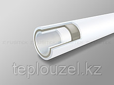 Труба композитная D20 из ППР со стекловолокном Fusitek (Россия)