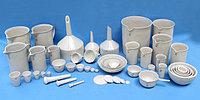 Лабораторная посуда и принадлежности из фарфора