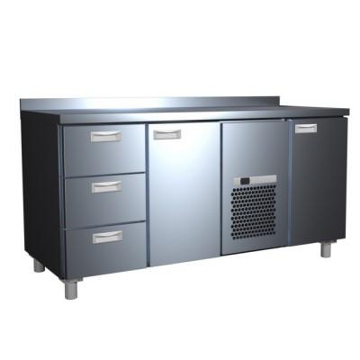 Стол холодильный Carboma T70 M3-1 9006 (3GN/NT 311)
