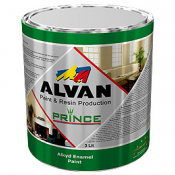 Краска алкидная масляная глянцевая ALVAN 3,5 л