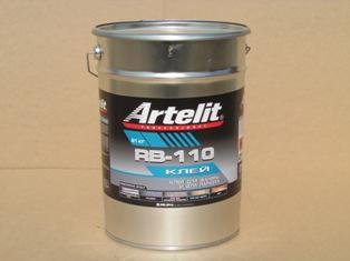 Клей Артелит RB 110 21кг (Паркет-Бетон)