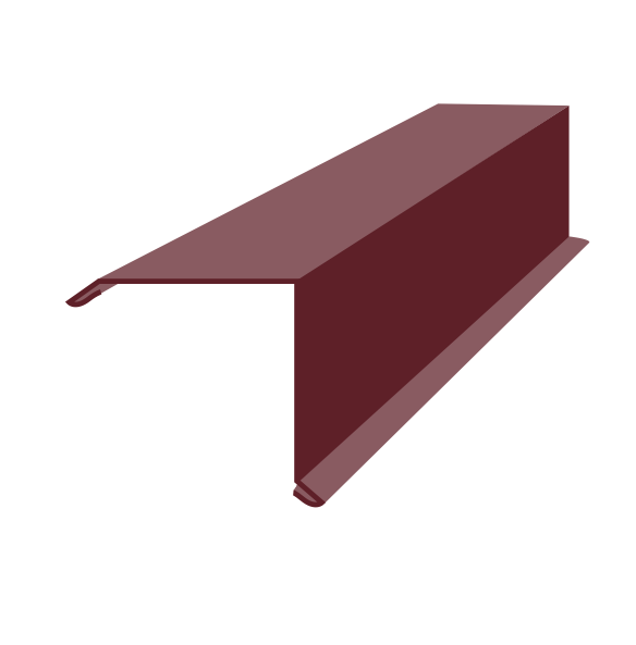 Торцевая планка (фронтонная)