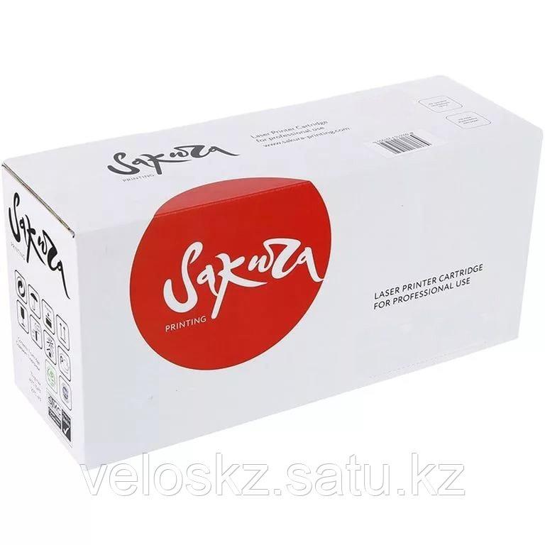 Картридж SAKURA Q5949A/Q7553A для HP для HP P2014/P2015/M2727, LJ 1160/1320/3390/3392, черный, 2500