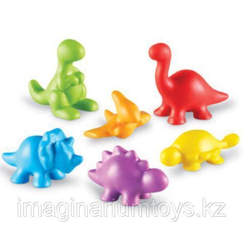 Набор фигурок «Динозавры» Learning Resources