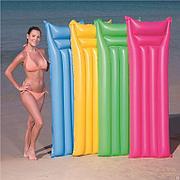 Пляжный надувной матрас 183х69 см для плавания, Bestway 44007