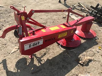 Навесная косилка Wirax Z-069/1,65м, фото 2