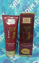 Leiya koreya red ginseng peeling gel - Пилинг гель на основе женьшеня
