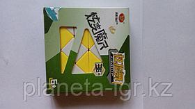 Кубик Змейка 36 элементов колор, YongjunToys