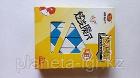 Кубик Змейка 48 элементов колор, YongjunToys