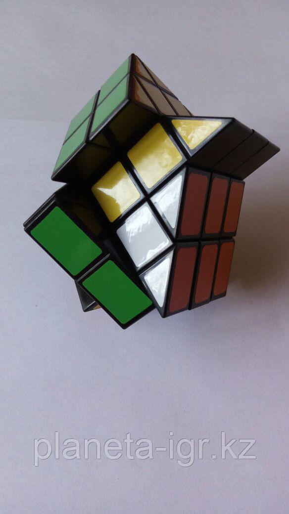 Кубик diansheng Magic Brick черный наклейки, Diansheng