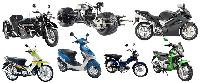 Мотоциклы, мотороллеры, скутер...