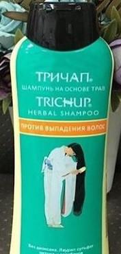 Лечебный шампунь Тричап 400 мл